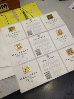 Printing Wine Labels-  spends the day at the printers and show you how our labels are processed.