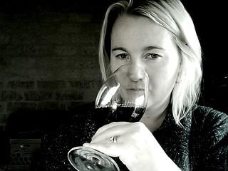 Kim-Tyrer-Tasting-Wine
